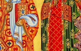 Ο Άγιος Νεκτάριος & ο Άγιος Δημήτριος
