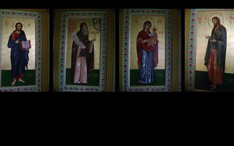Ιερός Ναός Αγίου Σιλουανού του Αθωνίτου