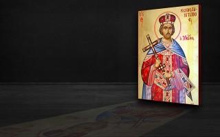 Ο Άγιος Κωνσταντίνος ο Μέγας